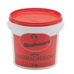 Händlmaiers süßer Hausmacher Senf 1 kg