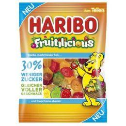 Haribo Fruitilicious zuckerreduziert 160g