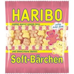Haribo Softbärchen 200 g