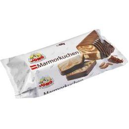 Jomo Marmor Kuchen m. Schokoglasur 400g