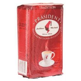 Julius Meinl Kaffee Präsident gemahlen 250g