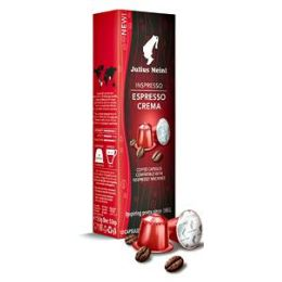 Julius Meinl Kapseln Inspresso Espresso Crema - 10 x 5.4g