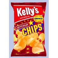 Kelly´s Chips Ketchup