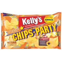 Kelly´s Chips Party Classic 225g gesalzen