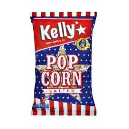 Kelly´s Popcorn gesalzen 90 g