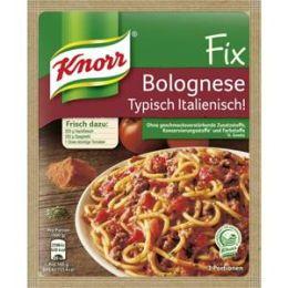 Knorr Fix für Bolognese Typisch Italienisch 48g