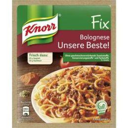 Knorr Fix für Bolognese Unsere Beste!