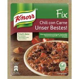 Knorr Fix für Chili con Carne Unser Bestes!