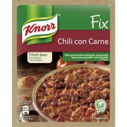 Knorr Fix für Chili con Carne