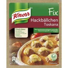 Knorr Fix für Hackbällchen Toskana
