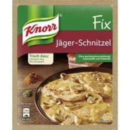 Knorr Fix für Jägerschnitzel