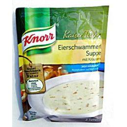 Knorr Kaiser Teller Eierschwammerl Suppe