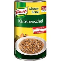 Knorr Meisterkessel Kalbsbeuschel