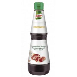 Knorr Professional konzentrierte Bouillon Rind 1 l