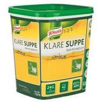 Knorr Suppe klar pflanzlich 1 kg
