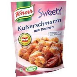 Knorr Sweety Kaiserschmarrn mit Rosinen