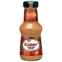 Kuner Cocktail Sauce 250 ml