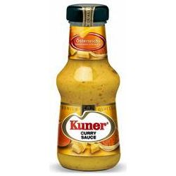Kuner Curry Sauce 250 ml
