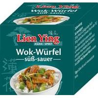 Lien Ying Wok-Würfel süß-sauer
