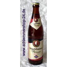 Löwenbrauerei Passau - Stockbauer Weisse Original