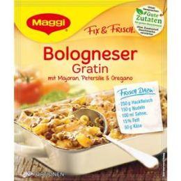 Maggi Fix & Frisch Bologneser Gratin