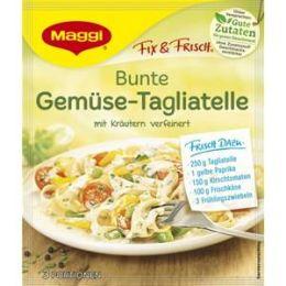 Maggi Fix & Frisch Bunte Gemüse-Tagliatelle