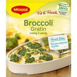 Maggi Fix & Frisch Fix für Broccoli Gratin