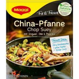Maggi Fix & Frisch Fix für China-Pfanne Chop Suey