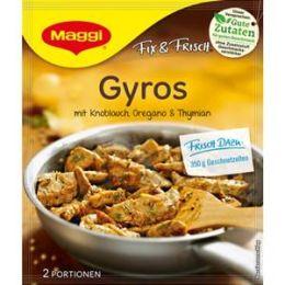 Maggi Fix & Frisch Fix für Gyros