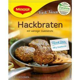 Maggi Fix & Frisch Fix für Hackbraten