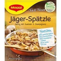 Maggi Fix & Frisch Fix für Jäger-Spätzle