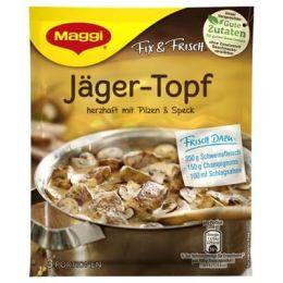 Maggi Fix & Frisch Fix für Jäger-Topf