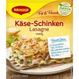 Maggi Fix & Frisch Fix für Käse-Schinken Lasagne