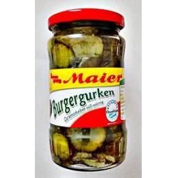 Maier Burgergurken süß-würzig