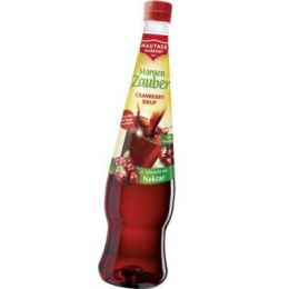 Mautner Markhof Morgenzauber Cranberry Sirup 0,7l