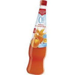 Mautner Markhof Pfirsich-Maracuja Sirup 0% Zuckerzusatz