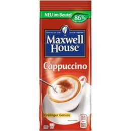 Maxwell Typ Cappuccino - cremiger Genuß