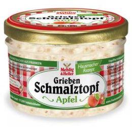 Mehlig`s Schmalztopf Apfel 160g