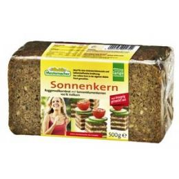 Mestemacher Sonnenkern-Brot  500g