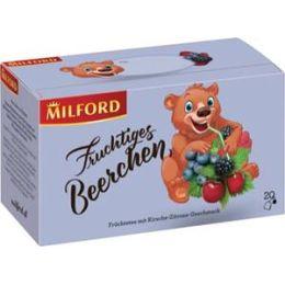 Milford Früchtetee Fruchtiges Beerchen