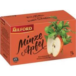 Milford Kräuter- Früchtetee Minze-Apfel