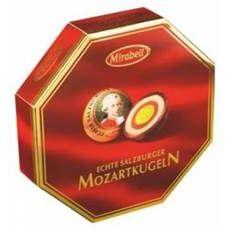 Mirabell Mozartkugeln 8eck 12er 200 g