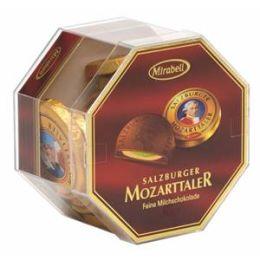 Mirabell Mozarttaler Klarsicht Display 15er 300 g