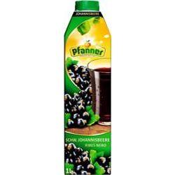 Pfanner - Schwarze Johannisbeere 1 Liter