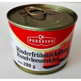 Podravka Rinderfrühstücksfleisch 200g