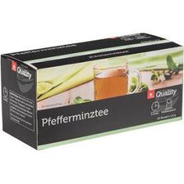 Quality Kräutertee Pfefferminze