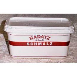 Radatz Schmalz 500g