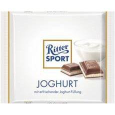 Ritter Sport Schokolade Joghurt 5 x 100g