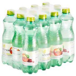 Römerquelle Mineralwasser Emotion Apfel/Ribisel 12 x 0,5 ltr