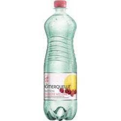 Römerquelle Mineralwasser Emotion Himbeer-Melone 6 x 1 ltr.